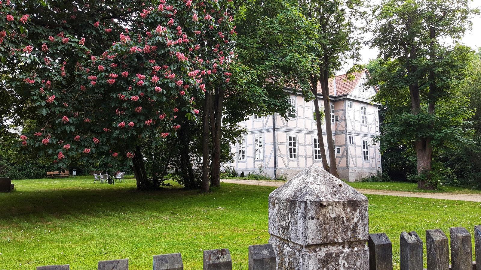 Das Künstlerhaus in Meinersen