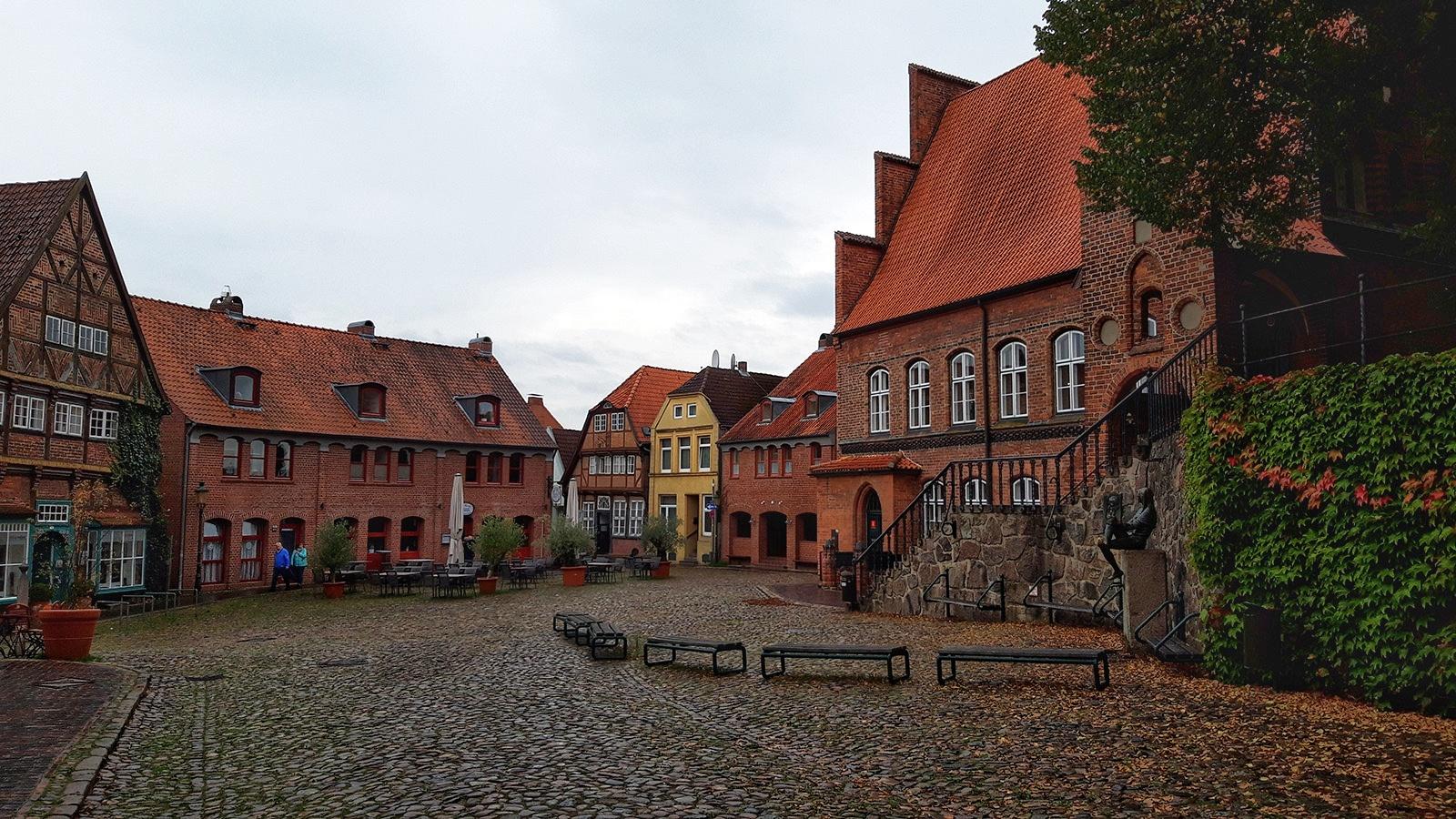 Marktplatz in Mölln